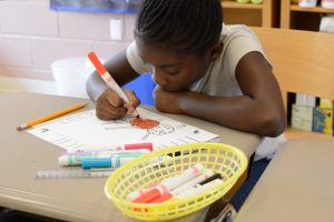 Young Rembrandts afterschool drawing class