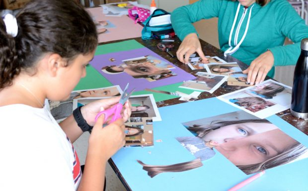 Cubism in Photography: Grade 7 artwork