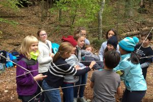 Grade 5 Trip to the Poconos
