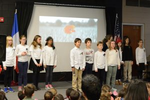 Grade 5 Forum about Armistice Day