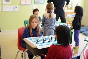 New afterschool activities: Chess