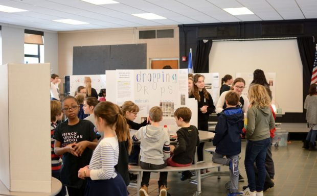 Middle School Science Fair