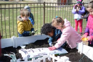 Maternelle Garden Project is starting again!