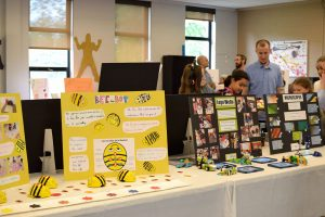 End of the Year Exhibit: Elementary