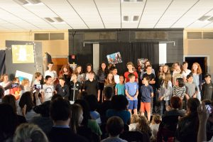 End of the Year Theatrical Show