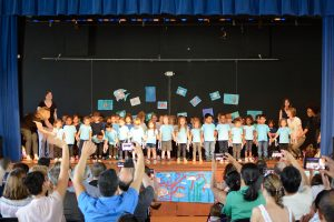 2019 Maternelle end-of-the-year event
