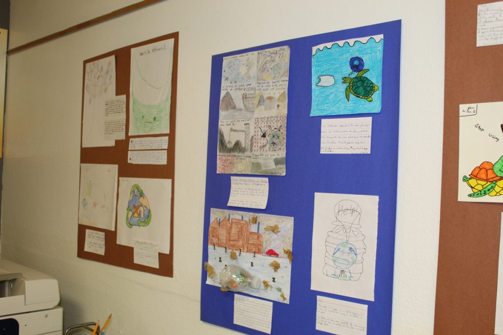 Middle School Pollution Posters