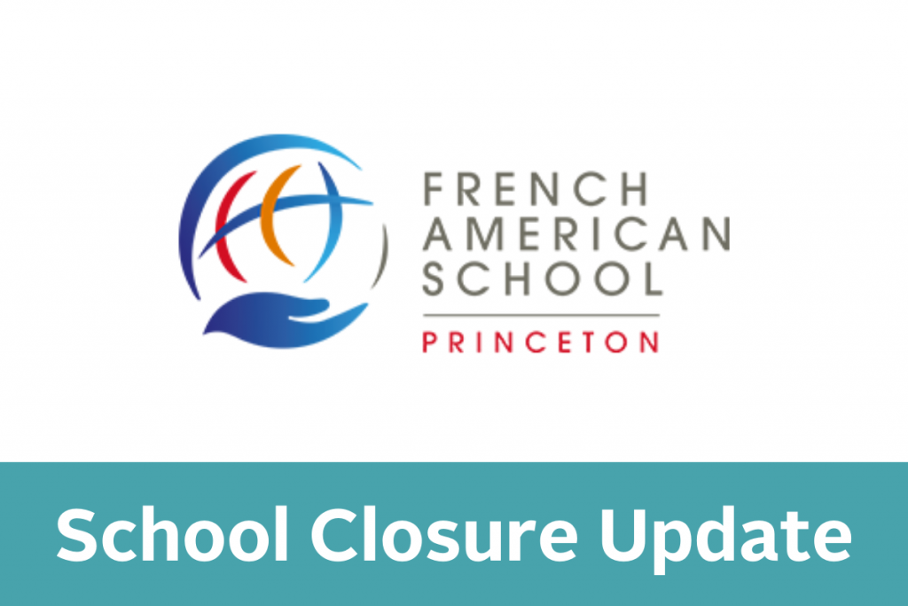 COVID-19: School Closure Update